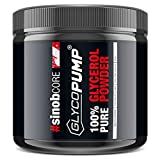 #sinob GlycoPump 65% - 100% Pures Glycerol Pulver. 1 x 200g