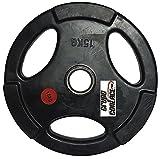 Grupo Contact - Discos olimpicos de Caucho de 10 kg