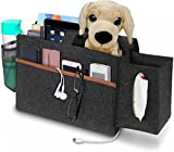 Censsa Bedside Storage Caddy Dorm Room Essentials for College Students...