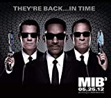 Men IN Black 3 - Will Smith – Movie Wall Art Poster Print