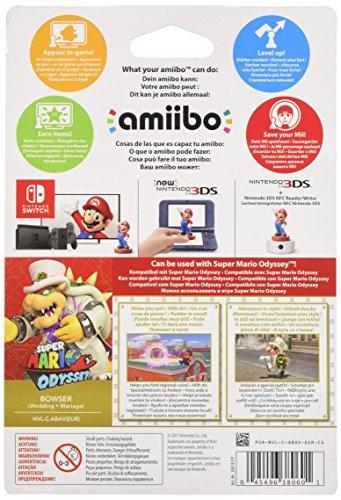 Super Mario Odyssey Bowser Amiibo - 2