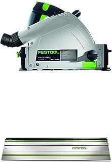 Festool 575388 TS 55 REQ Plunge Cut Track Circular Saw W/ 55