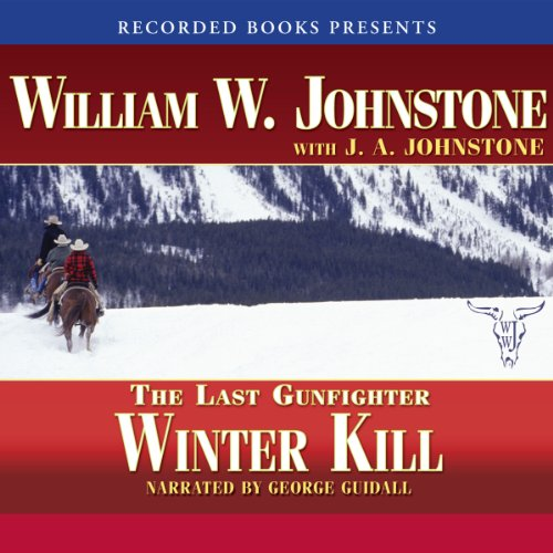 Winter Kill: The Last Gunfighter cover art