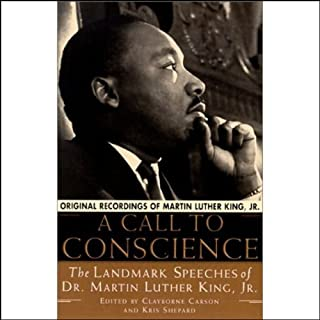 I've Been to the Mountaintop     From A Call to Conscience              By:                                                                                                                                 Martin Luther King Jr.                               Narrated by:                                                                                                                                 Martin Luther King Jr.                      Length: 53 mins     36 ratings     Overall 4.8