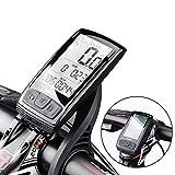 Fahrradcomputer mit Bluetooth, kabellos, Kilometerzähler, Hintergrundbeleuchtung, wasserdicht, M4