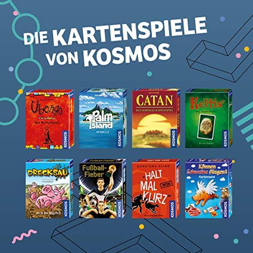 KOSMOS Spiele 740382 – Kartenspiel Halt mal kurz - 6