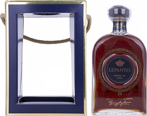 Brandy Lepanto Solera Gran Reserva 750 ml