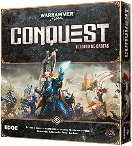 Warhammer 40.000  Conquest Kartenspiel LCG Das Kartenspiel (Fantasy Flight Games edgwhk01)
