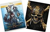 パイレーツ・オブ・カリビアン/最後の海賊 MovieNEXプラス3Dスチールブック:オンライン数量限定商品 [ブルーレイ3D+ブルーレイ+DVD+デジ...
