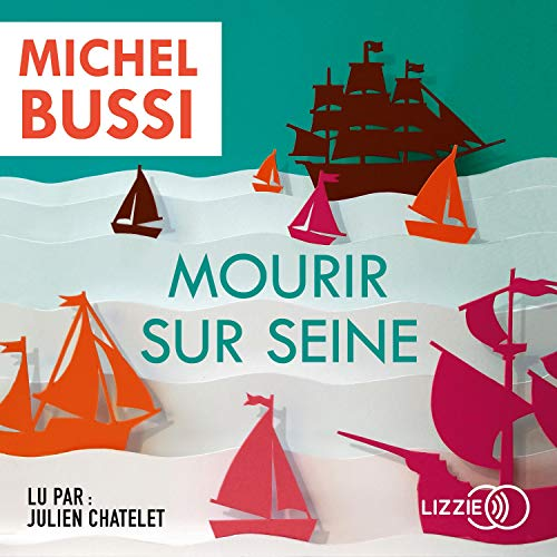 Mourir sur Seine cover art