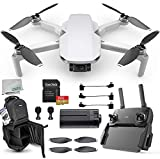 DJI Mavic Mini Portable Drone Quadcopter Must-Have Bundle -...