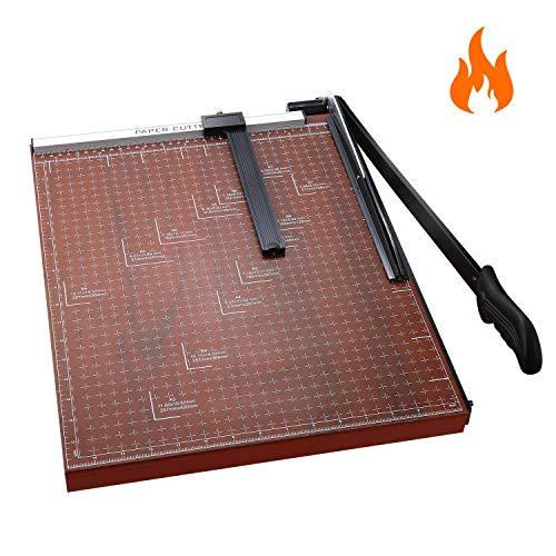 Papierschneider Fotoschneider Hebelschneider Papierschneidemaschine Schneidegerät Schrottmaschineider (A3)