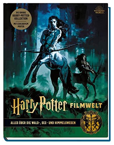 Harry Potter Filmwelt: Bd. 1: Alles über die Wald-, See- und Himmelswesen