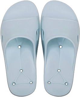 Zapatillas de Playa y Piscina Mujer Zapatillas para Ducha Antideslizante Zapatos de baño Agujereado Sandalias de Verano