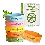 TUKNON Braccialetto Antizanzare, Bracciale Repellente Antizanzare, Mosquito Repellent Bracelet,...