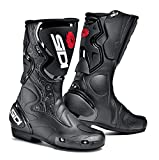 Sidi Fusion Lei Motorcycle Boot, Black, Size 39,52435-39-102