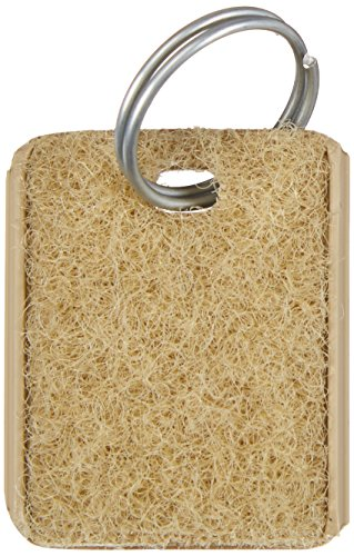 PM Company Replacement Key Tags, Off White, 12 per Pack (04985)