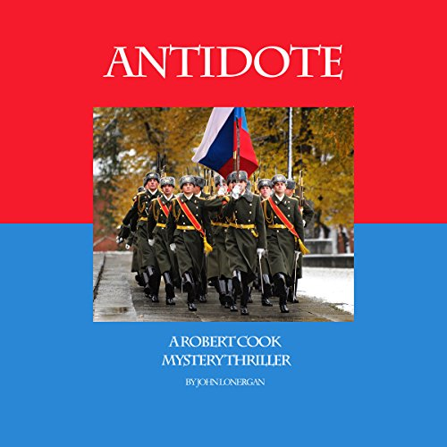 Antidote audiobook cover art