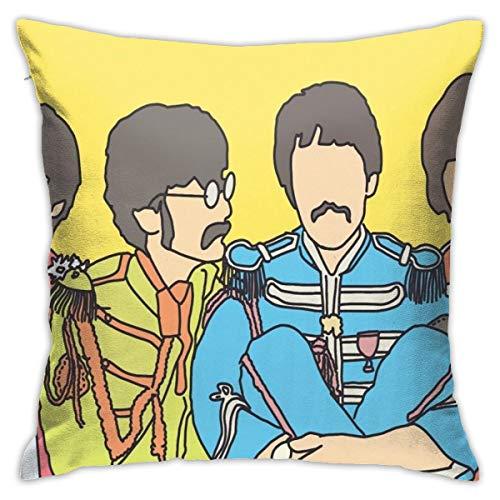 The SGT Pepper Pillowcases, Floor Pillowcases, Pillowcases, Sofa Cushions, Cushion Covers, Backrest Covers, Car Cushion Interiors