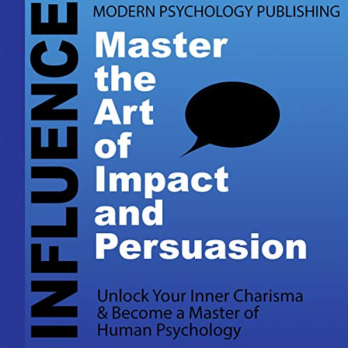 Influence: 5 Book Bundle audiobook cover art