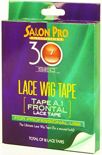 [Salon Pro] 30 Sec Tape A.1 Frontal Lace Wig Tape