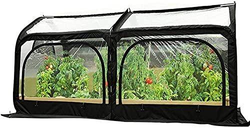 Accesorios para invernaderos Mini sala de crecimiento de plantas de jardín, Túnel...