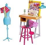 Barbie FXP10  Berufe Fashion Design Studio