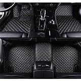 XHULIWQ Alfombrillas de Cuero para Coche, para Maserati GranTurismo Levante Quattroporte Ghibli, Accesorio de Alfombrilla de Maletero Interior Personalizado
