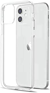 iPhone 8plus / iPhone 7plus Ultra Thin Transparent Clear TPU Silicone Gel Soft Case Skin Cover with Free Screen Protector
