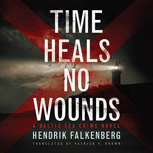 Time Heals No Wounds audiobook cover art
