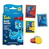 Tinti Badewasserfarbe 3er Pack
