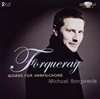 Works for Harpsichord by Michael Borgstede (2011-05-31)