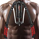 BDL Power Twister Adjustable Arm Exerciser Home Chest Expander with Resistance 22-440lbs Home Chest...