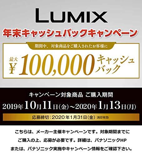 Panasonic(パナソニック)『LUMIXDC-GH5』