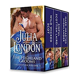 The Highland Grooms Collection Volume 1: An Anthology by [Julia London]
