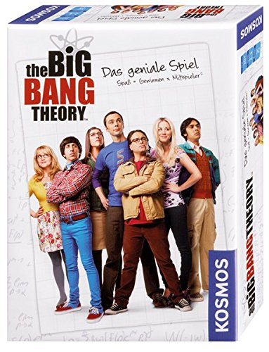 Kosmos 692407 - The Big Bang Theory - Das geniale Spiel
