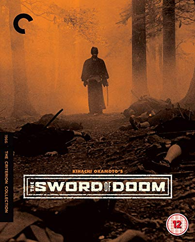 The Sword Of Doom - The Criterion Collection [Blu-ray] [Region Free]
