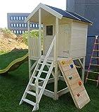 Casetta in legno per bambini ALIDA 382 x 257 cm