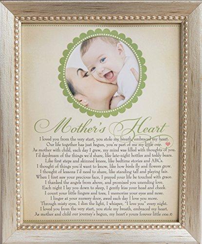 조부모 선물 공동. 하트 컬렉션 프레임:어머니의 마음 새로운 엄마를위한 선물
