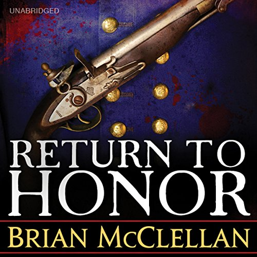 Return to Honor audiobook cover art