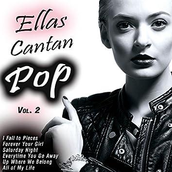 Ellas Cantan Pop Vol. 2