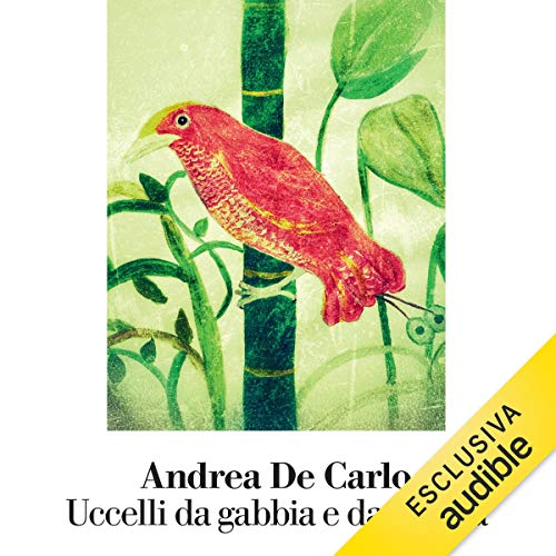 Uccelli da gabbia e da voliera audiobook cover art