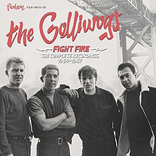 Fight Fire: The Complete Recordings (1964-1967)