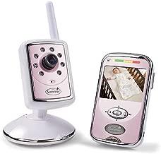 Summer Infant Slim & Secure Handheld Color Video Monitor 2.4 GHz Pink Baby Girls