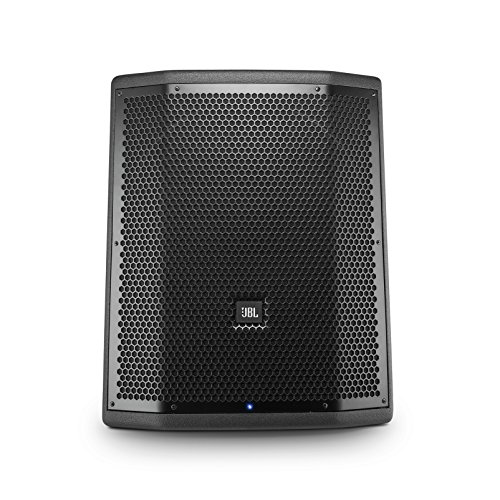 JBL Professional PRX815XLFW Portable Self-Powered Extended Low-Frequency Subwoofer System with WiFi, 15-Inch