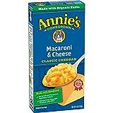 Annie's Classic Mild Cheddar Macaroni & Cheese, 6 oz Box
