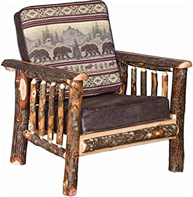 Amazon.com: Hebel Sussex Spindle Wood Frame Accent Chair ...