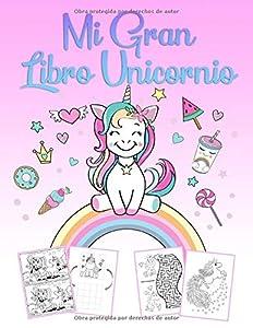 Ruf Pdf Mi Gran Libro Unicornio Un Maravilloso Libro De