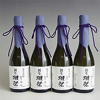 新生獺祭 純米大吟醸23 磨き二割三分 720ml しんせいだっさい 日本酒セット 4本組 旭酒造 ギフト包装不可
