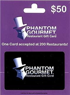 phantom gourmet gift card